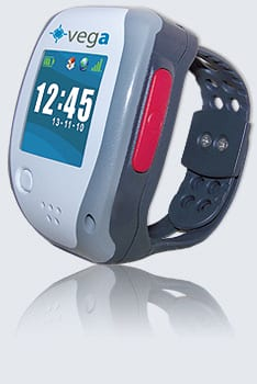 Vega GPS watch